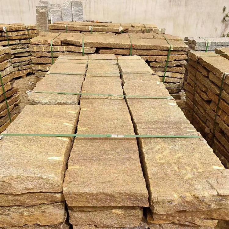 鼎岩石材 古建景区老石板 自然风化老石板 老石板厂家