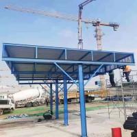 单立柱钢筋棚 单立柱钢筋加工棚 组装式钢筋加工棚