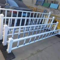交通分流护栏 小区隔离围栏 锌钢道路护栏 盛宾加工定制