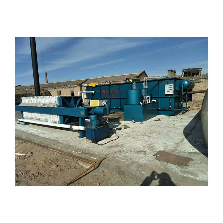 饮料加工厂废水处理工程