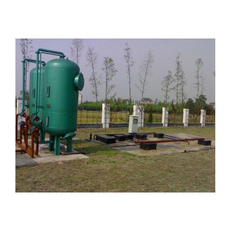 学校生活污水处理工程