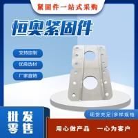 厂家供应预埋件 焊接预埋钢板高铁桥梁预埋件支座板 热镀锌预埋件