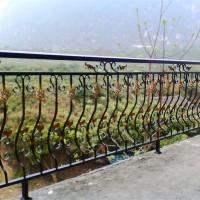 西安铁艺护栏,西安如云铁艺加工厂