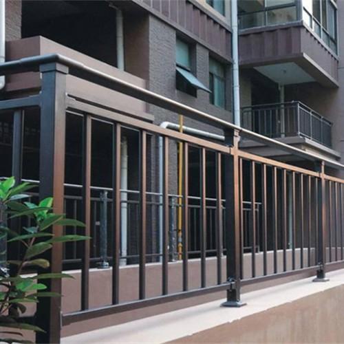 阳台护栏施工方案欢迎来电,如云铁艺